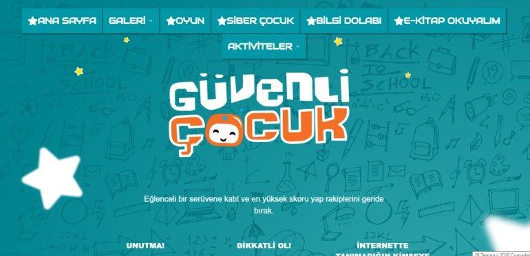 guvenli ve faydali cocuk siteleri_BTK_Guvenlicocuk-Çocuk Sitesi tavsiye