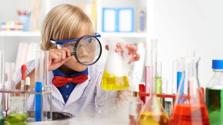 Çocuklar için eğlenceli deneyler