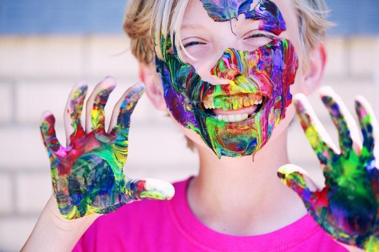 Çocuğunuzu sanat kursuna yazıdırn