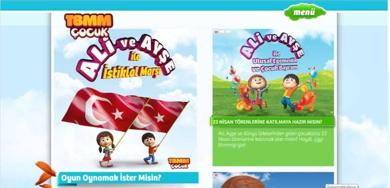 guvenli ve faydali cocuk siteleri_TBMMcocuk-çocuk siteleri önerileri